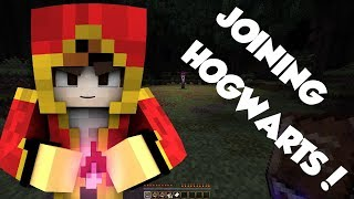 MINECRAFT MAGIC HIGH SCHOOL - Joining Hogwarts! (Harry Potter RP Server)