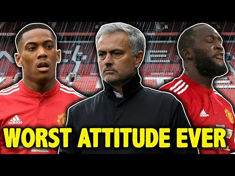 Has Jose Mourinho LOST The Manchester United Dressing Room?! | W&L (видео)