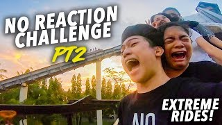 Video EXTREME RIDES NO REACTION CHALLENGE! (Passed out!) | Ranz and Niana MP3, 3GP, MP4, WEBM, AVI, FLV Mei 2019