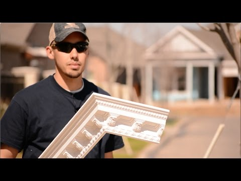 How to Cut Ornate Mouldings - Trim Carpentry
