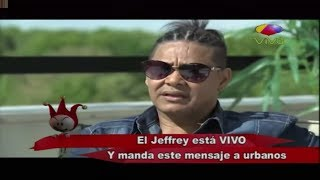 El Jeffrey dice que la televisión dominicana está llena de prostitutas