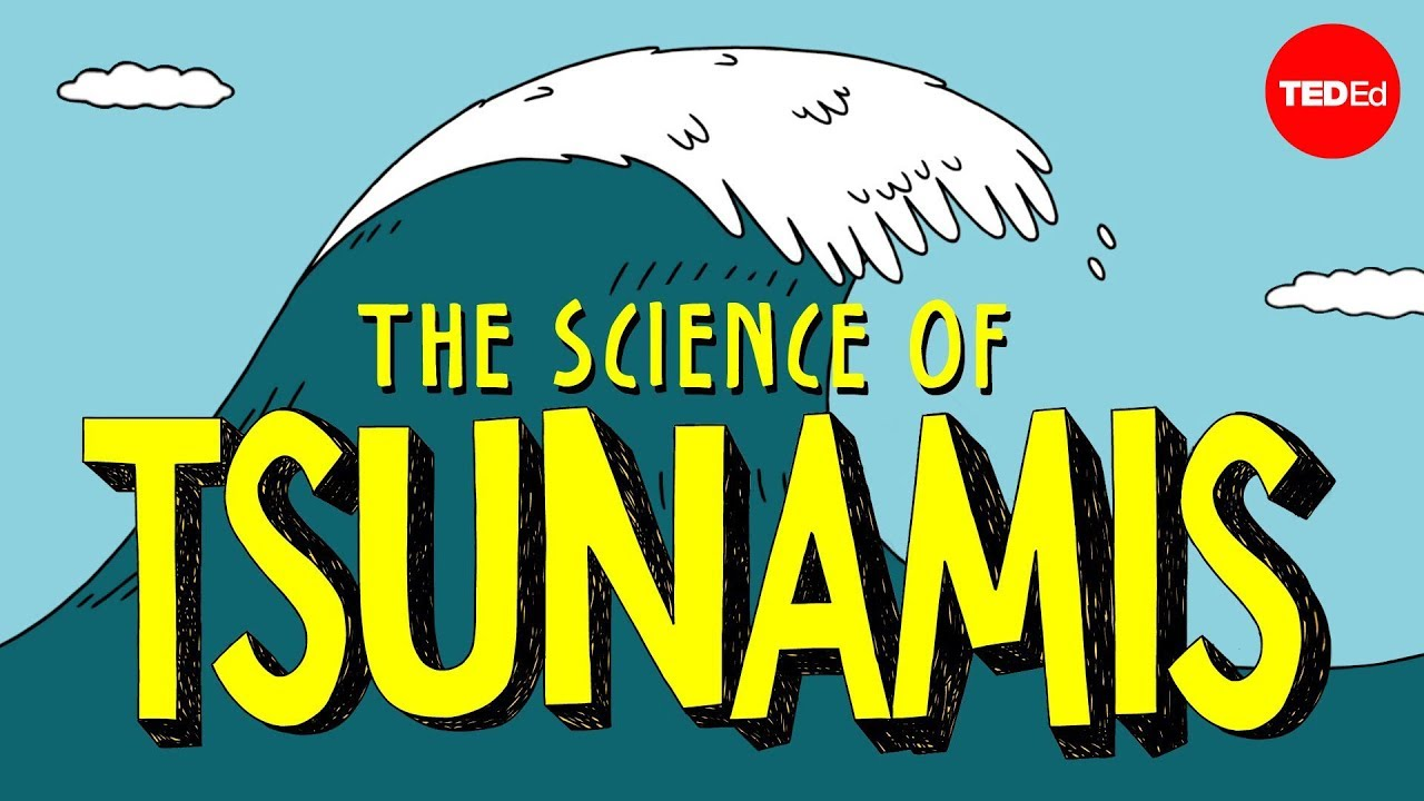 Video: How do Tsunamis work?