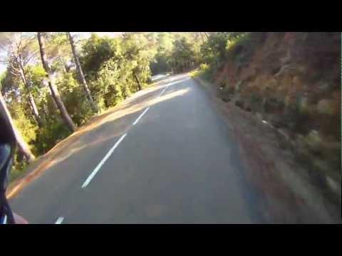 Els Angels per Madremanya - Drift HD170 STEALTH - Bike road
