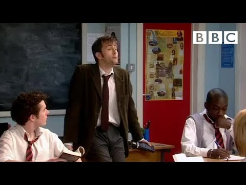 Comic Relief – Catherine Tate & David Tennant