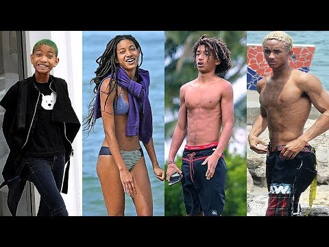Jaden Smith Vs Willow Smith Transformation ★ 2018