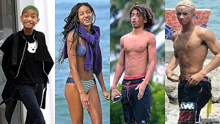 Video Jaden Smith vs Willow Smith Transformation ★ 2018 MP3, 3GP, MP4, WEBM, AVI, FLV Maret 2019