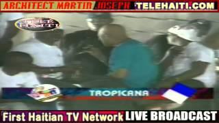 Tropicana  Kanaval  2013: Au Cap Haitien :- President Michel Joseph Martelly