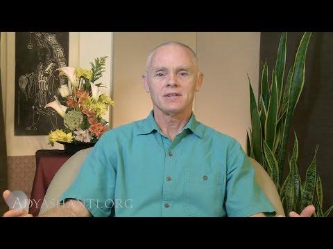 Adyashanti Video: Adjusting Sense of Self After Realization