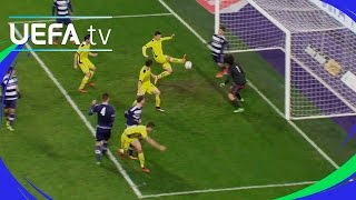 Watch the goals that helped Dinamo Zagreb into the last-eight of the UEFA Youth League. http://www.youtube.com/subscription_center?add_user=uefa Facebook: ht...