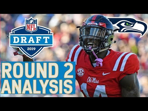 Round 2 Player Highlights & Pick Analysis | 2019 NFL Draft