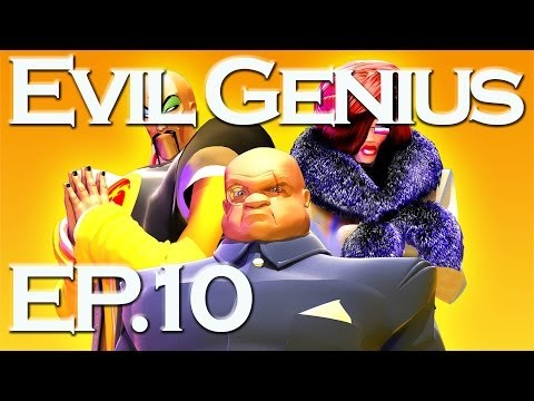Let's Play Evil Genius - Episode 10