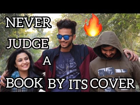 NEVER JUDGE A BOOK BY ITS COVER - | ELVISH YADAV | - YouTube