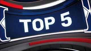 Top 5 NBA Plays of the Night: March 23, 2017 by NBA