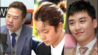 Bất ngờ chân dung trùm cuối trong đường dây mô giới mại dâm của Seungri va Jung Joon Young