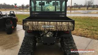 1. 2017 Kubota RTV X1100C Realtree AP Camo For Sale In Carbondale, IL | Southern Illinois Motorsports