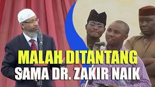 Video An INTELLIGENT CHALLENGE From Dr. Zakir Naik To A Christian Man MP3, 3GP, MP4, WEBM, AVI, FLV September 2019