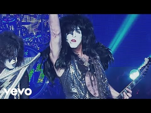 Detroit Rock City (Live)
