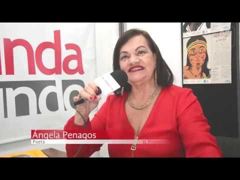 Ángela Penagos, directora de Poetas al Viento