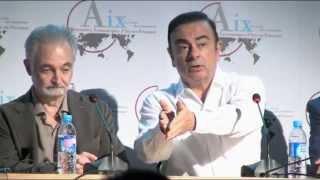 Video Jacques Attali, Carlos Ghosn, José Manuel Lopez : Repenser l'industrie automobile, Aix2013 MP3, 3GP, MP4, WEBM, AVI, FLV Juni 2017