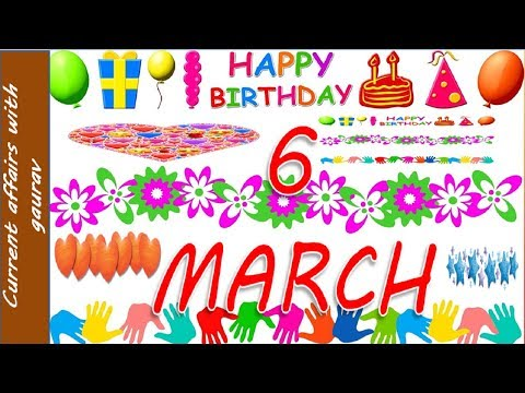Happy birthday quotes - Birthday Status 6 March, birthday wishes, happy birthday, birthday whatsapp status, जन्मदिन