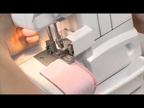 JUKI MO-50E Overlock Home Sewing Machine