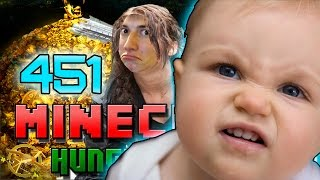 Minecraft: Hunger Games w/Mitch! Game 451 - No Comment :P