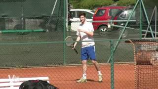 Presentazione squadre agonistiche tennis Cornuda
