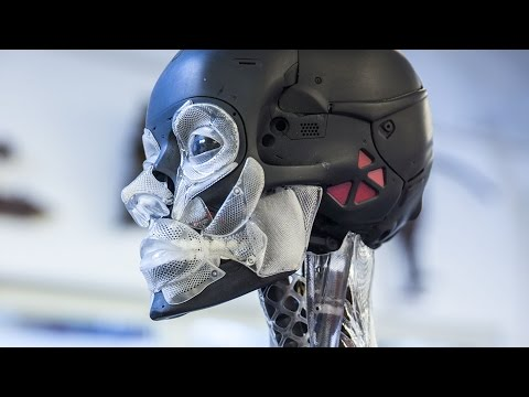 Adam Savage Learns How Weta Workshop Made Ghost in the Shell s Robot