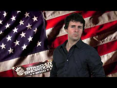 Pete Lee - Comedy Central Showdown - Jim Gaffigan Smear Campaign