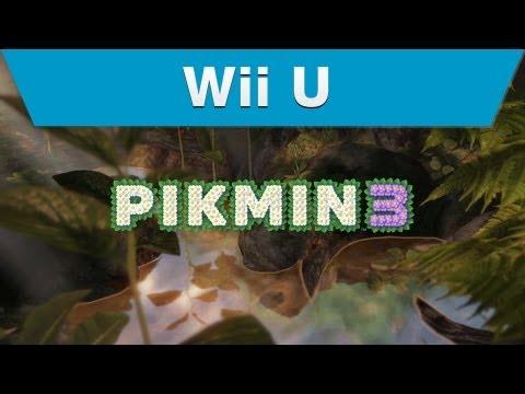 Pikmin 3 E3 Trailer