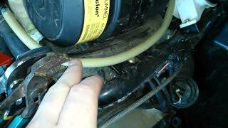 5. Coolant Issue Should Be Fixed... Need A New Hose? - 2007 Arctic Cat 700 Diesel