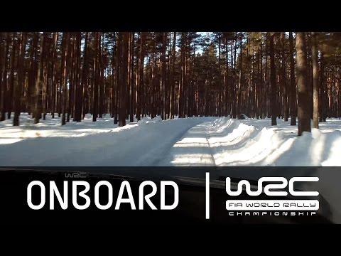 Vídeo onboard Mikkelsen SS15 WRC Rallye Suecia 2015