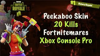 PEEKABOO / 20 KILL SOLO / XBOX FORTNITE PRO / THE CONSOLE TFUE / TOP 250 NA