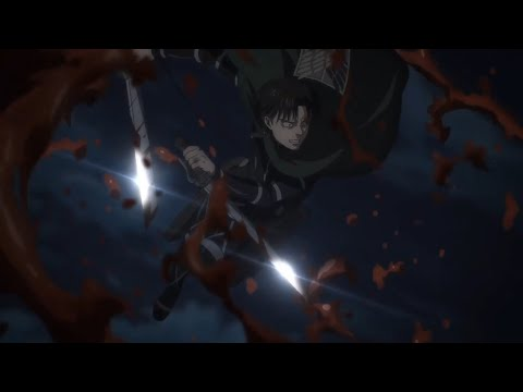 The Scouts Fight The Beast and Cart Titans - Attack on Titan Season 4 Episode 7 (English Subtitles)