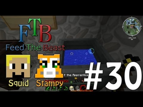 Feed The Beast #30 – Potions Class!! – W/Stampylongnose