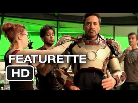 Iron Man 3 Featurette - Tech (2013) - Robert Downey Jr. Movie HD