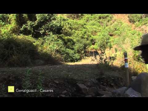 Grand Sentier de Málaga. Étape 28: Genalguacil - Casares ( français )