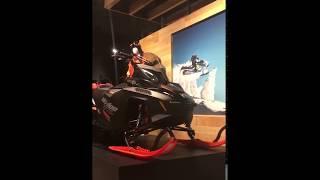 9. Ski-Doo Expédition Xtreme 800R-ETEC 2018 showroom tour