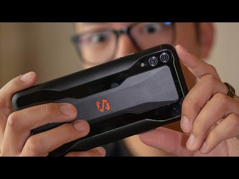Black Shark 2 hands on: a ludicrous gaming phone!