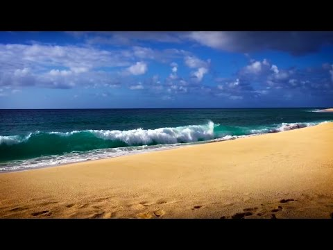 , title : 'Relax! Ocean Waves Seaside Ambience | for Stress Relief | White Noise Surf Sounds in Hawaii 10 Hours'