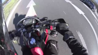 6. Top Speed on a CRF250M