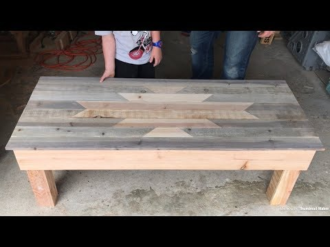 Building A $27 Coffee Table WITH STORAGE!
