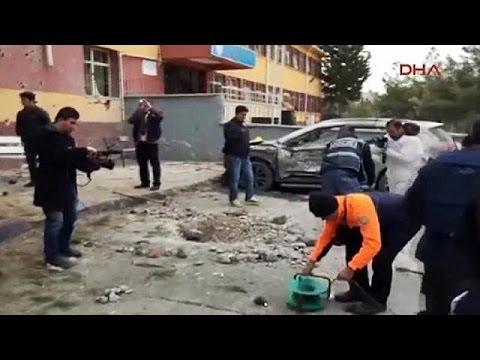 Τουρκία: Ρουκέτα έπληξε σχολείο στη μεθόριο με τη Συρία – Νεκρή μια γυναίκα