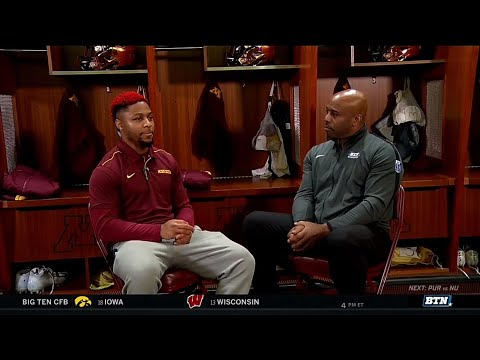 Loungin' with Howard: Rodney Smith | Minnesota | Big Ten Football