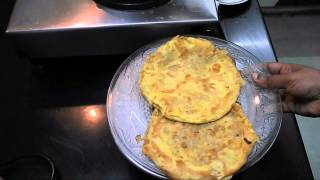 Egg Chapati In Tamil - Indian Egg Recipes