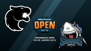 FURIA vs Sharks - DreamHack Open Rio 2019 - map1 - de_inferno [ceh9]