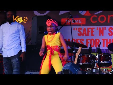Vanessa Jones: The CUTEST 7-Year-Old  Ever! {Nigerian Entertainment}