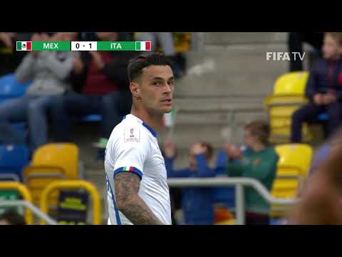 MATCH HIGHLIGHTS - Mexico V Italy - FIFA U-20 World Cup Poland 2019