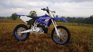 7. 2019 Yamaha YZ250X: Off Road / Woods, First Impression