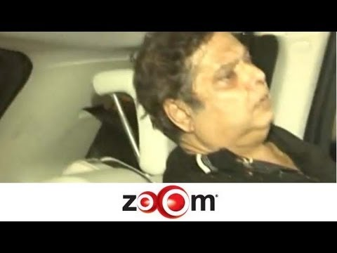 David Dhawan rushed to the hospital